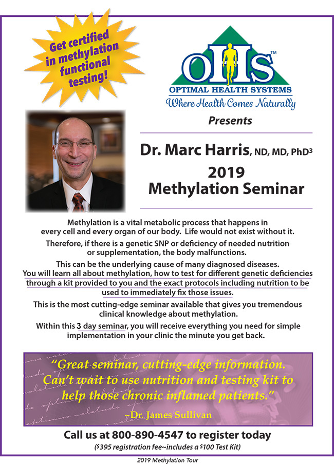 2019 Methylation Seminar Tour Brochure-1 2