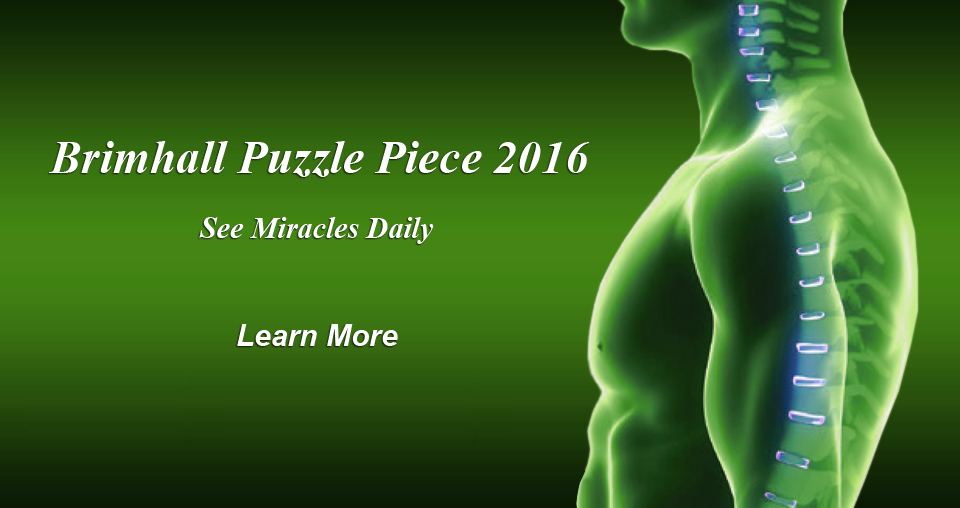 Health Path Products - October 3 2016 Puzzle Piece - The
